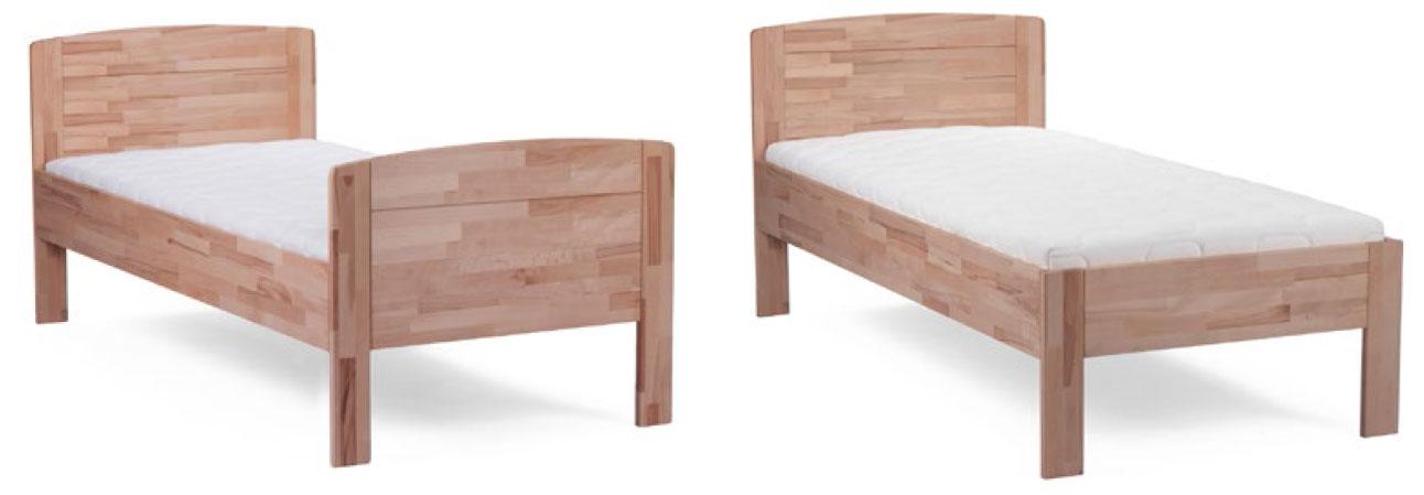 Dico Komfortbett 430 mit oder ohne Fußteil