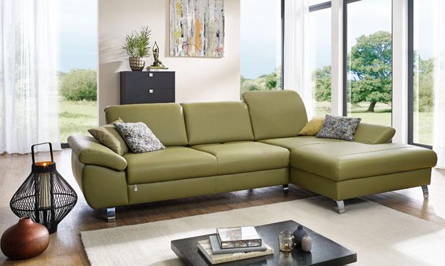 Dietsch Time Sofa mit Longchair