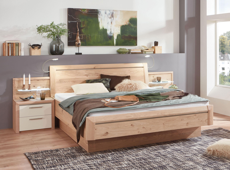 Disselkamp Cavalino Bett 180x200 cm schwebend