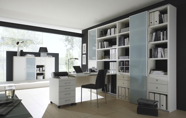 Toro Büroeinrichtung weiß