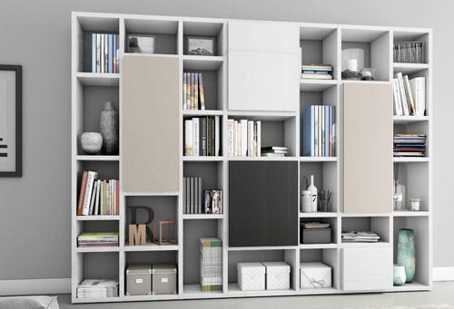 Toro Regalsystem Wohnzimmer