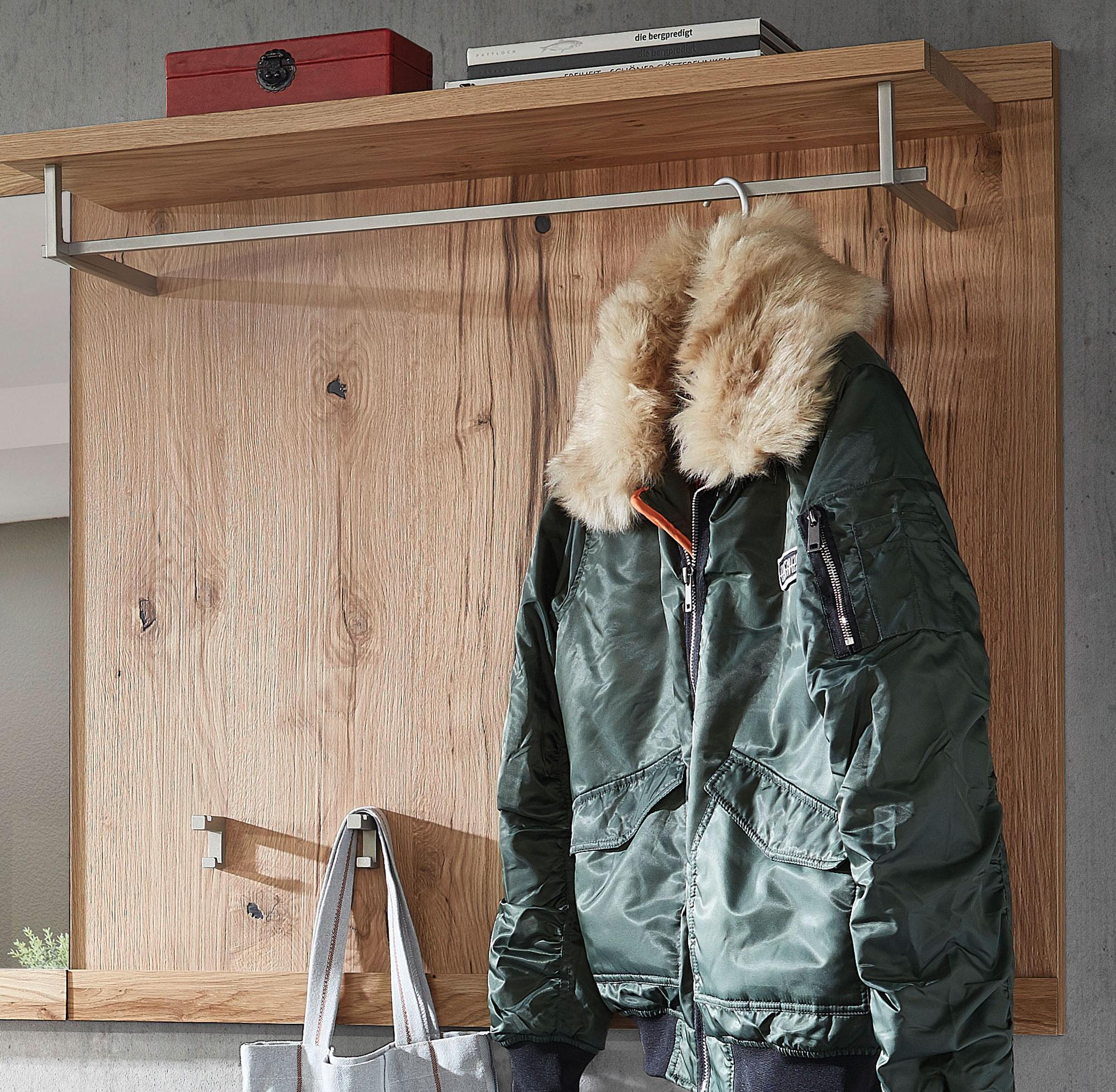 Schröder Kitzalm Living Garderobenpaneel alteiche