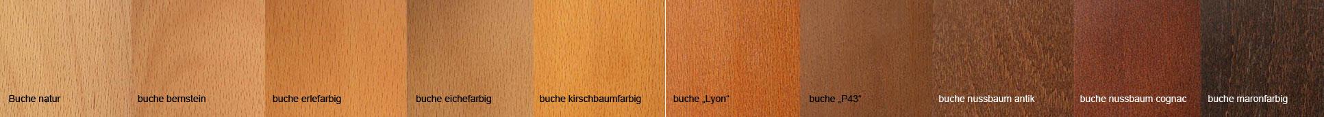 Schröder Kitzalm Living Fussfarben buche