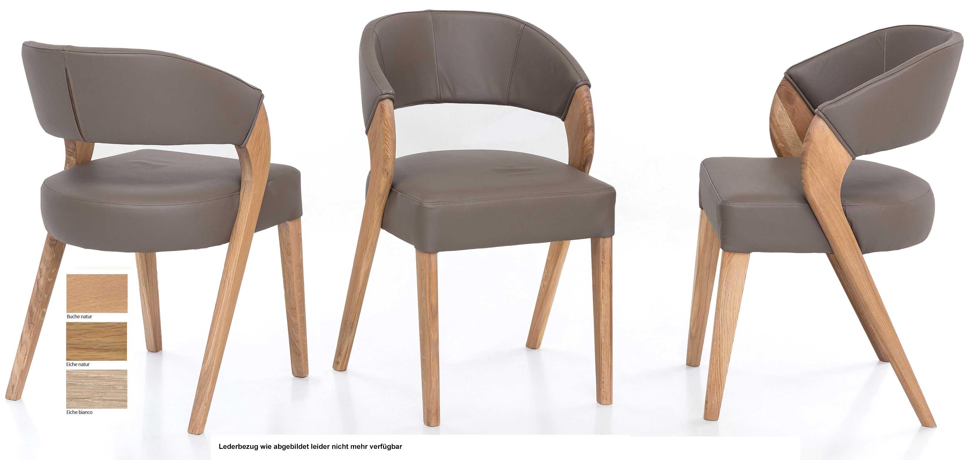 Standard Furniture Almada Cocktailsessel massiv eiche