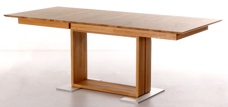 Standard Furniture Benny Ausziehtisch massiv eiche natur