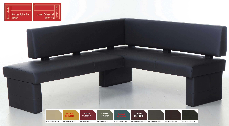 Standard Furniture Domino Eckbank Kunstleder
