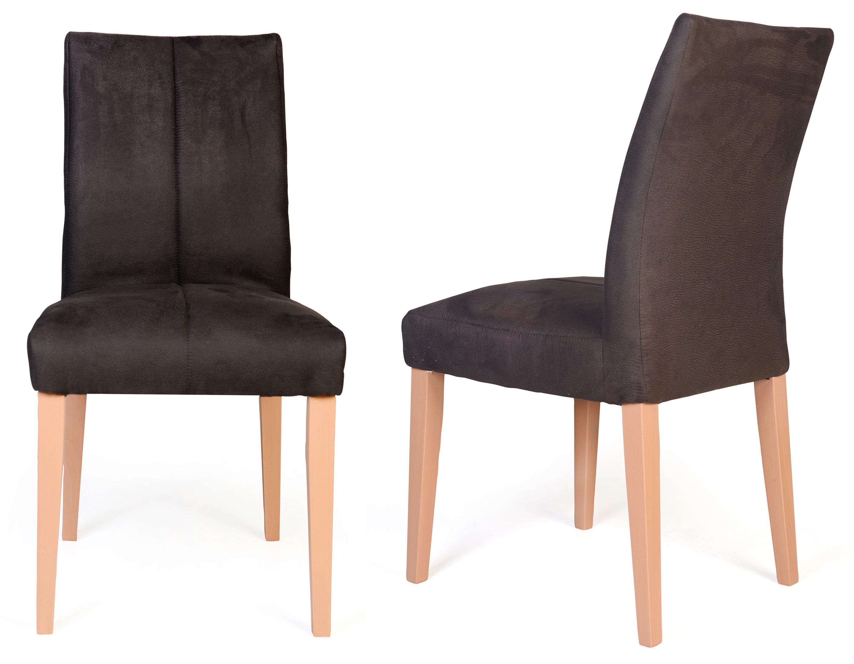 Standard Furniture Flynn Polsterstuhl braun