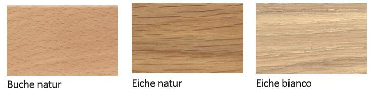 Standard Furniture Genua Polsterstuhl Holzfarben