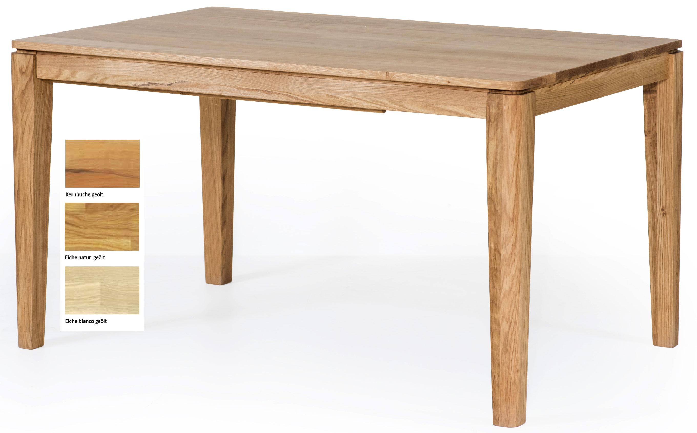 Standard Furniture Houston Massivholztisch eiche ausziehbar