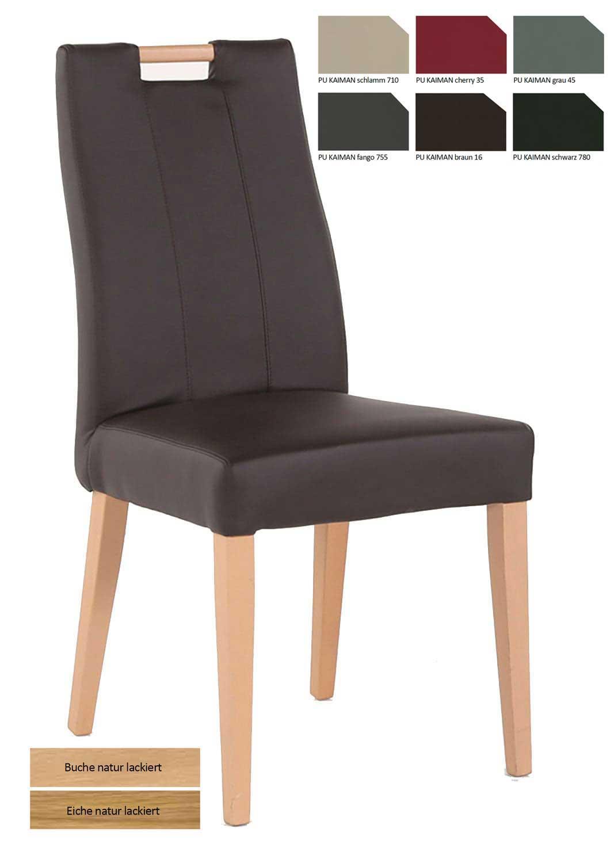 Standard Furniture Jana Polsterstuhl Kunstleder