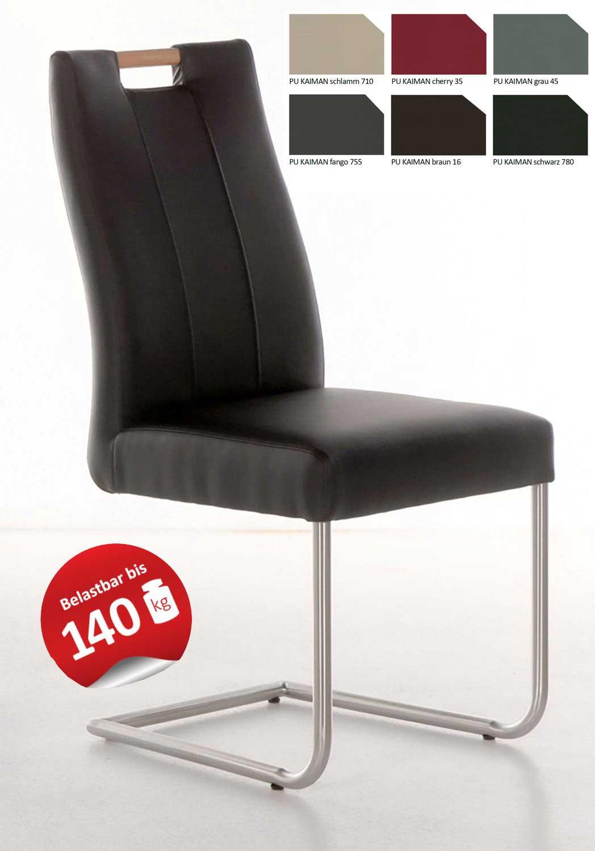 Standard Furniture Jana Schwingstuhl Kunstleder