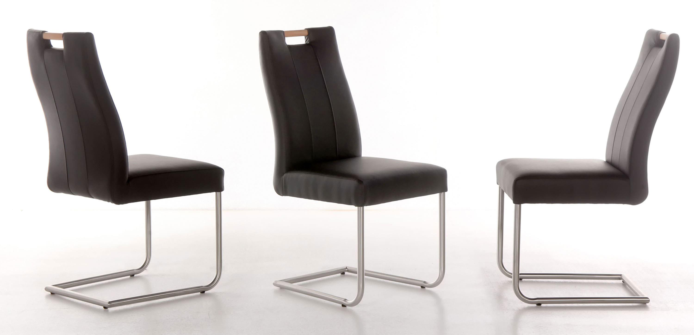 Standard Furniture Jana freischwinger Kunstleder