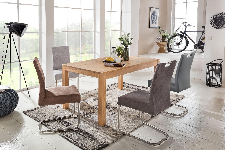 Standard Furniture Tischgruppe mit Freischwinger Kathy und Kitty