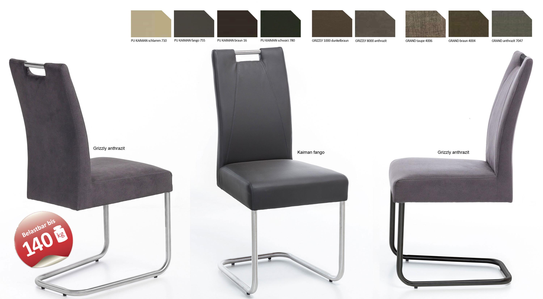 Standard Furniture Kathy Freischwinger grau