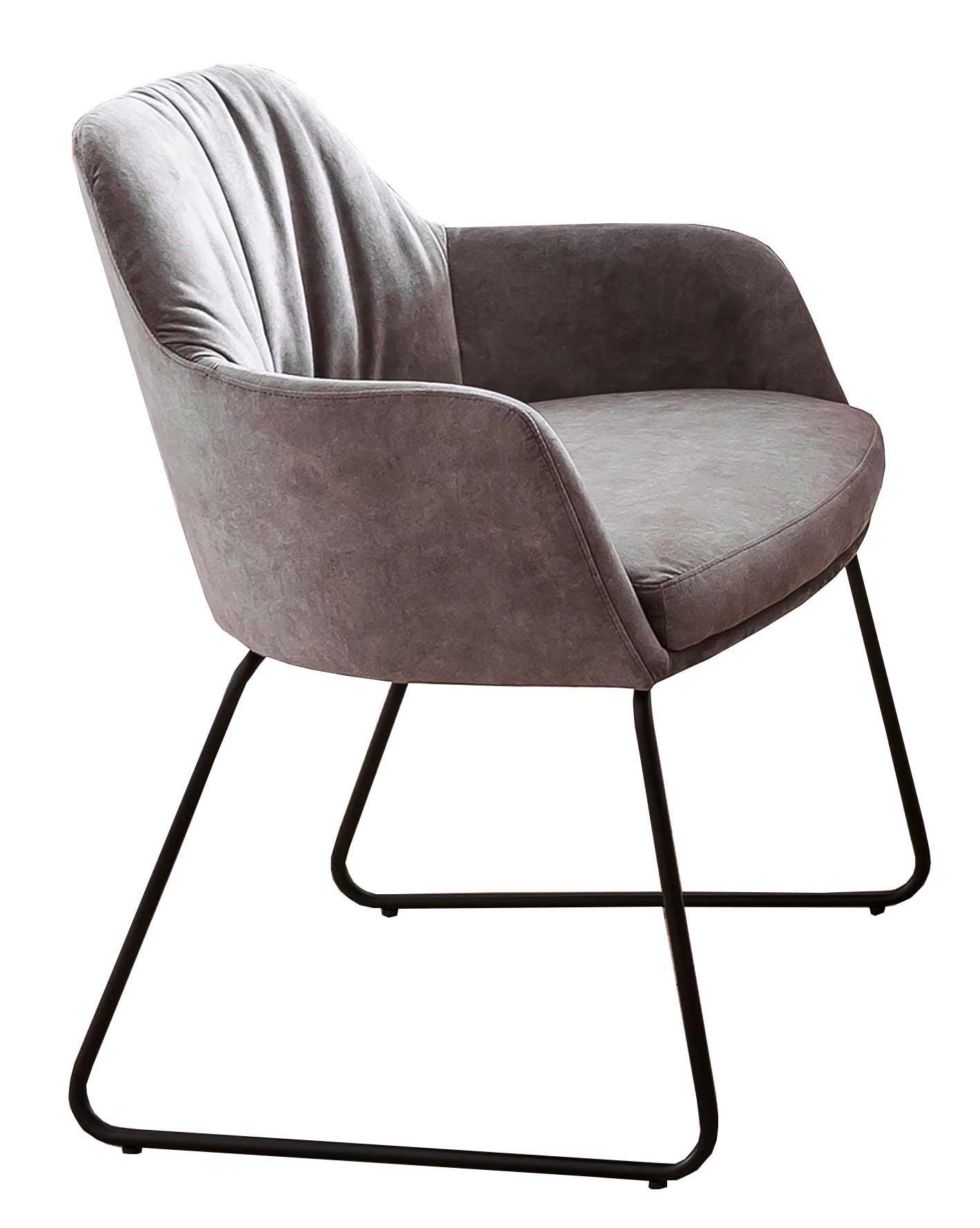 Standard Furniture Marseille Schalenstuhl mit Drahhtkufen