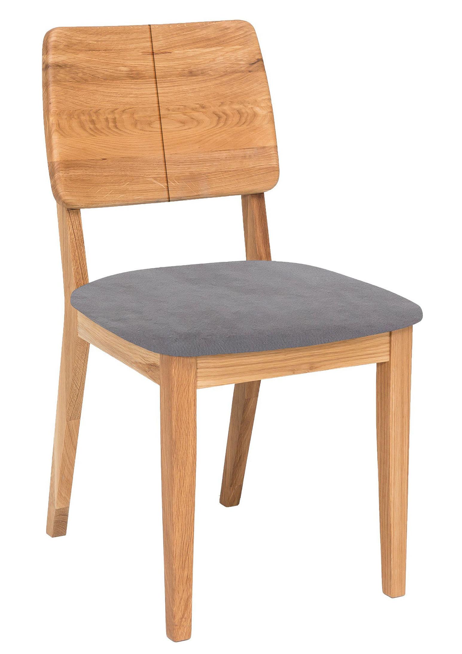 Standard Furniture Norman 2 Polsterstuhl eiche