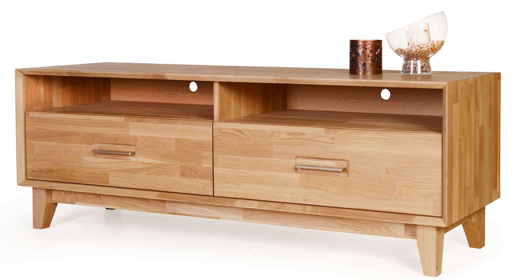 Standard Furniture Numero Uno TV Unterschrank massiv eiche
