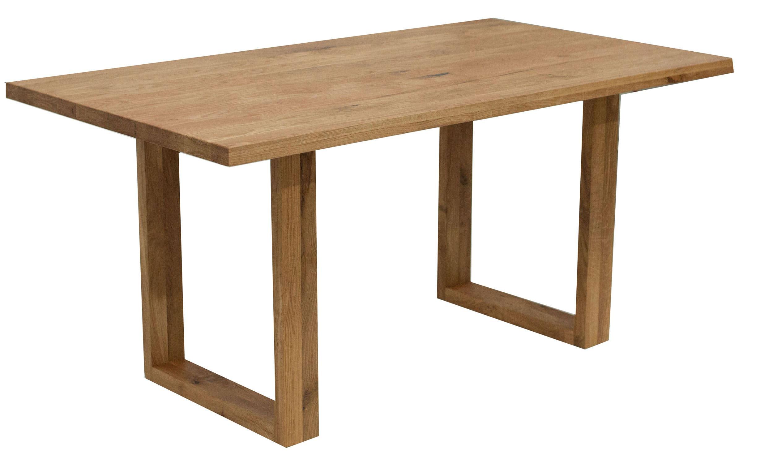 Standard Furniture Orlando Holztisch massiv eiche 180x90 cm