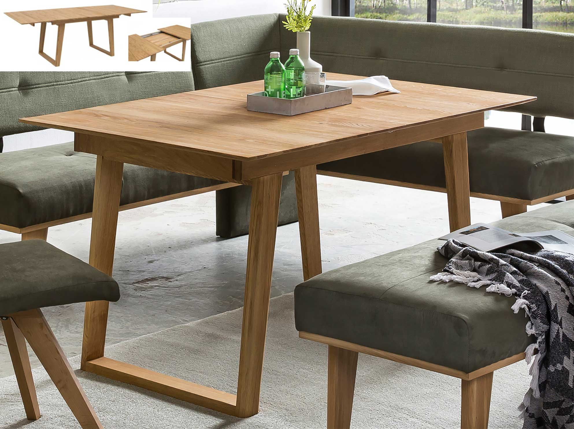 Standard Furniture Rouen Esstisch eiche natur