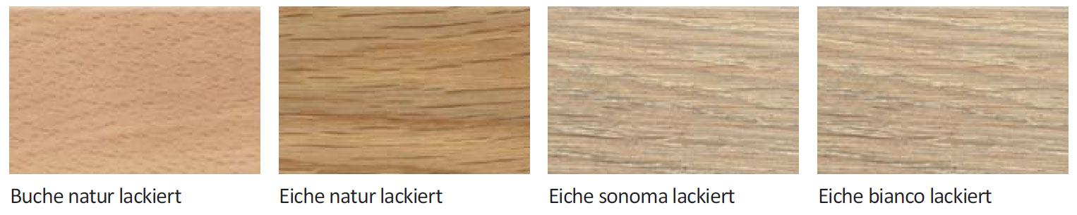 Standard Furniture Savona Gestellvarianten