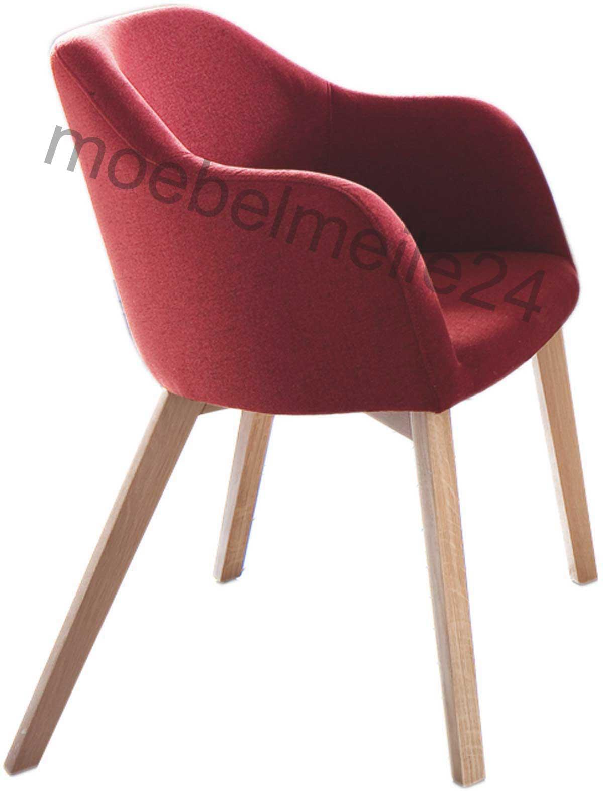 Standard Furniture Theo Schalensessel rot