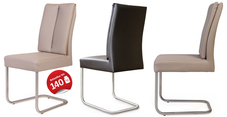 Standard Furniture Timmy Freischwinger Kunstleder