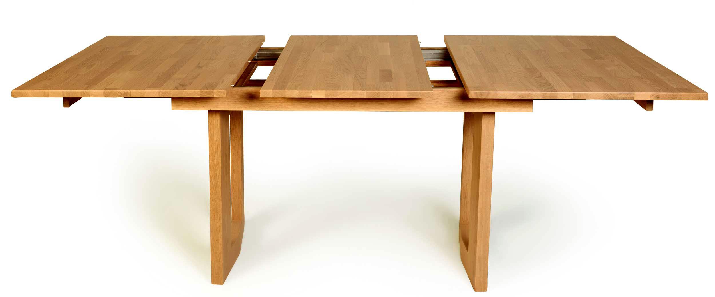 Standard Furniture Ausziehtisch eiche bianco