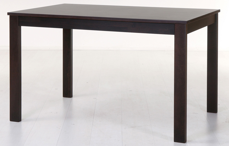 Standard Furniture Emanuela Kolonial Holztisch 125x80