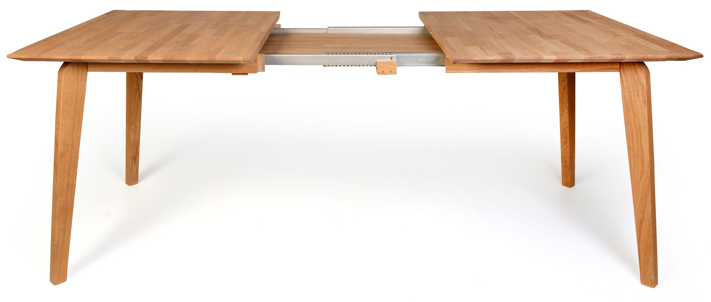 Standard Furniture Liam Ausziehtisch massiv kernbuche