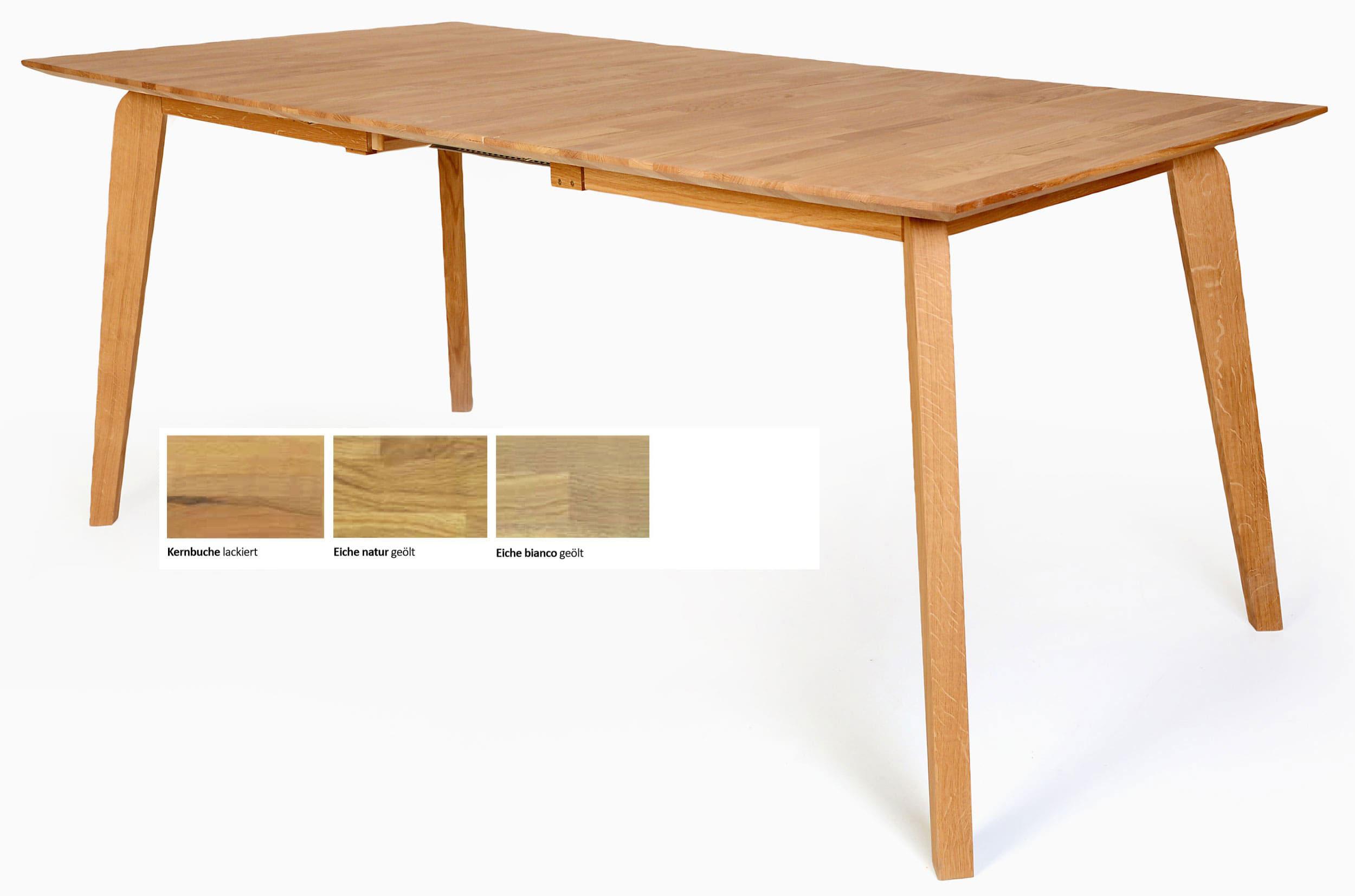 Standard Furniture Liam Esstisch Massiv Ausziehbar Oder Fest Mobelmeile24