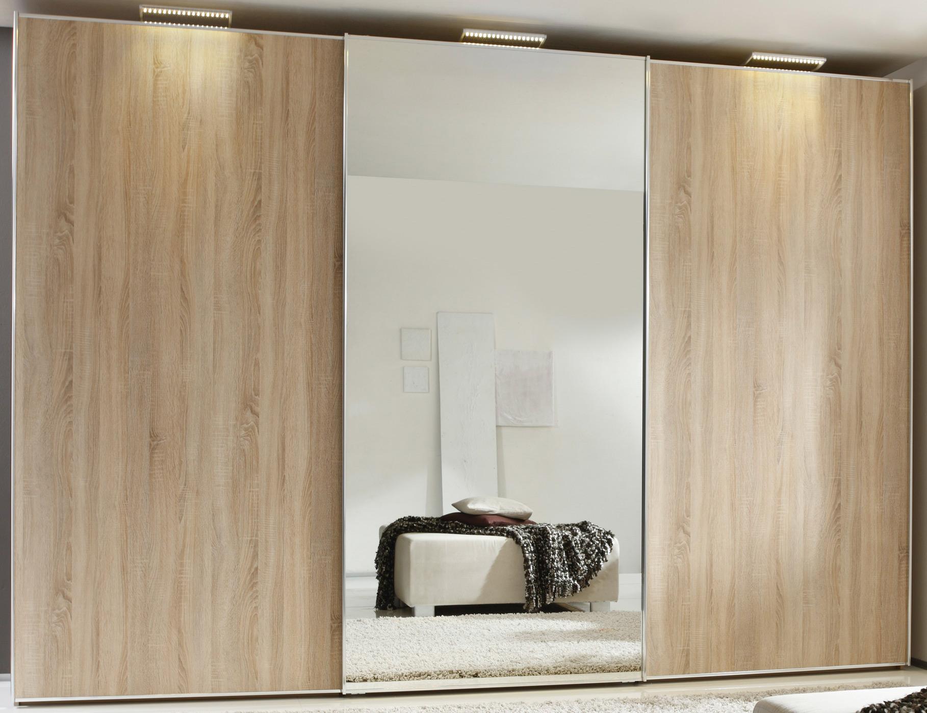 Staud Sinfonie Plus kleiderschrank mit Spiegel