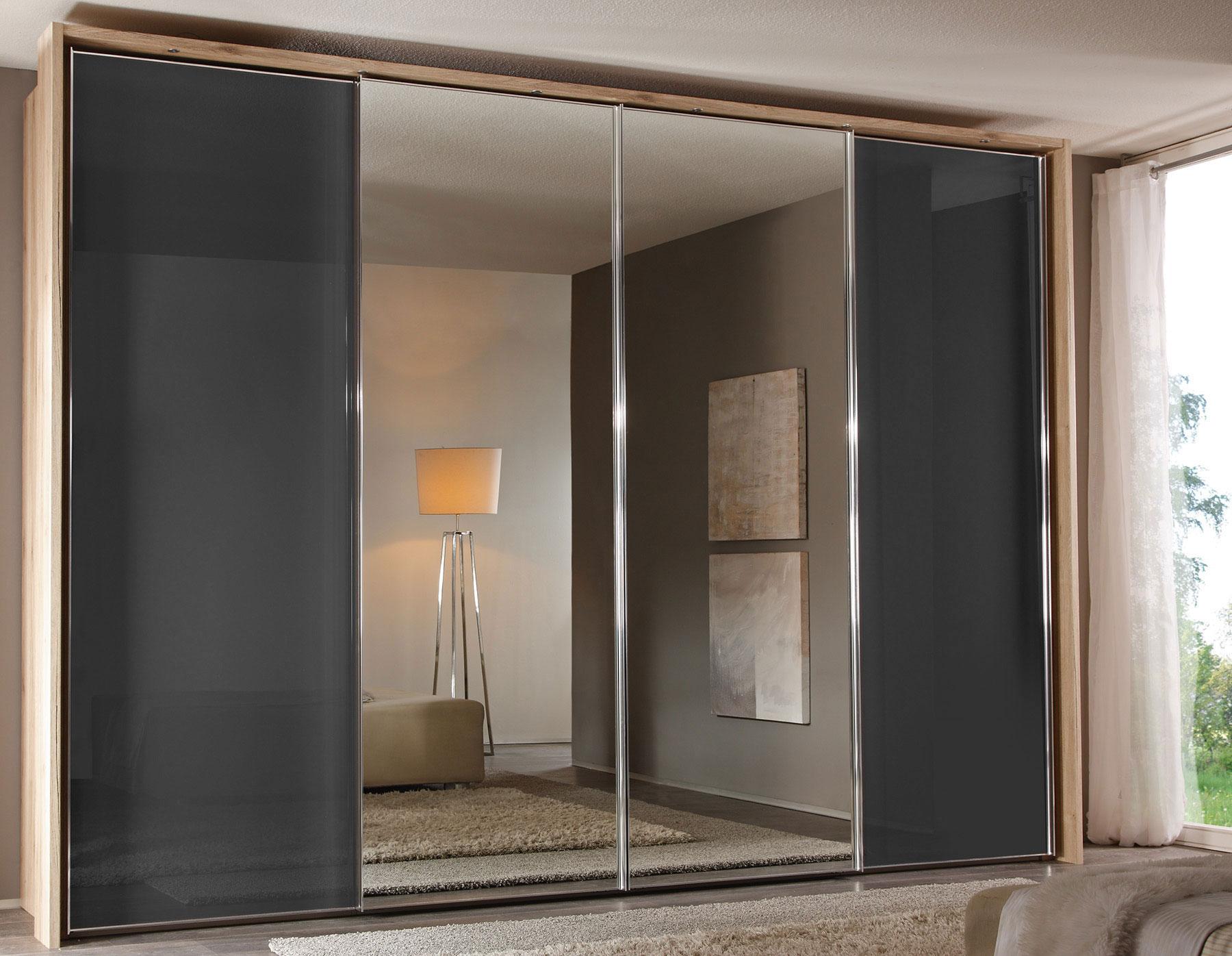 Staud Sonate Rom Panoramaschrank mit Spiegel