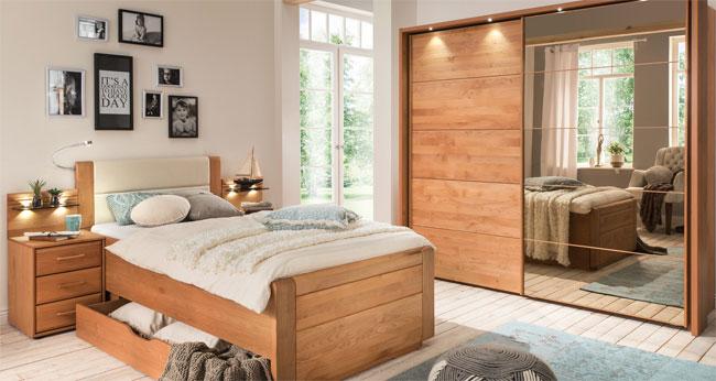Wiemann Lido Schlafzimmer für Senioren
