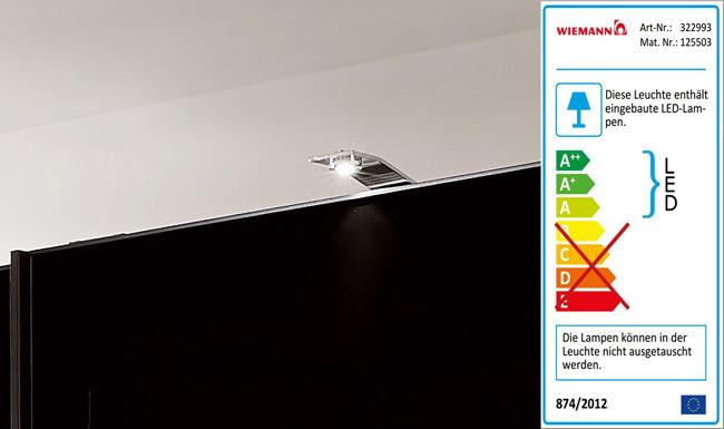 Wiemann Power-LED-Aufbaubeleuchtung